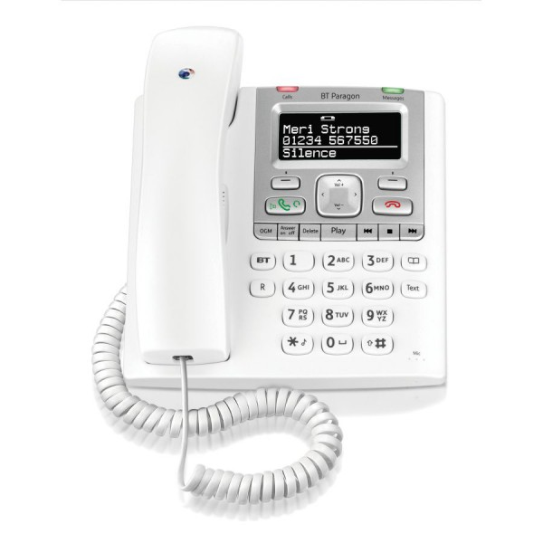 BT Paragon 550 Telephone with Answering Machine