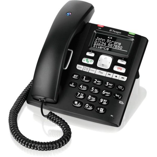 BT Paragon 650 Telephone with Answering Machine