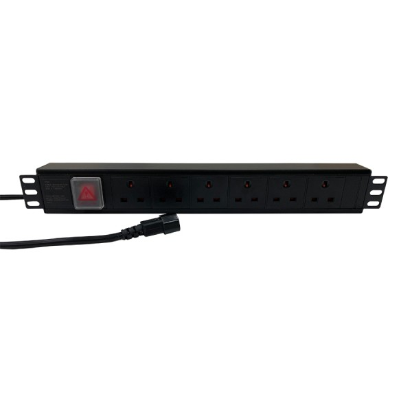 Ultima IEC 320 C14 Plug 13A UK Socket PDUs