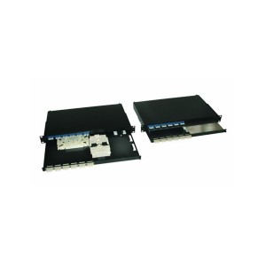 KRONE Fibre Patch Panels - Split Sliding