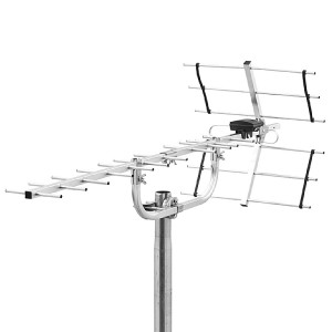 Aerial (Outdoor) for Digital TV DVB-T/T2 14dB 470-790MHz 75 mOhm