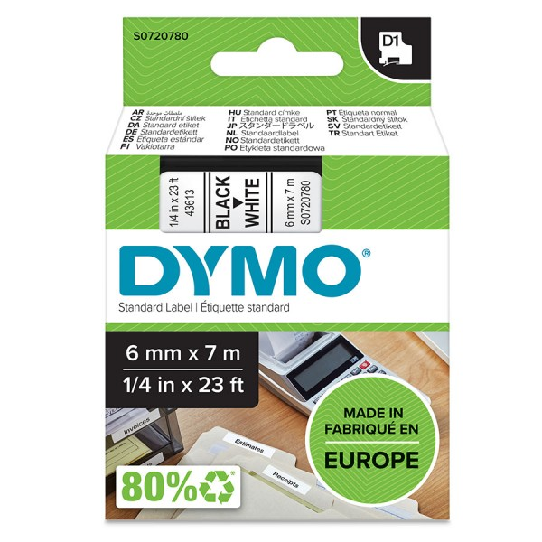 Dymo Label Manager Labels
