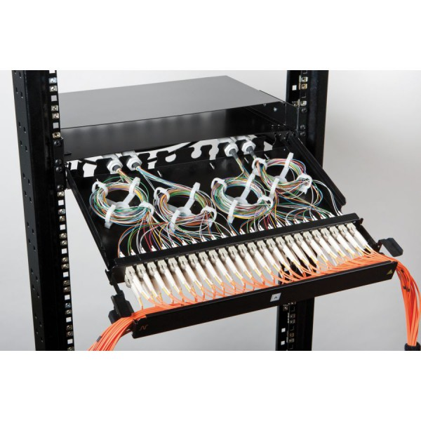 LANmark-OF Fibre Preloaded Patch Panels