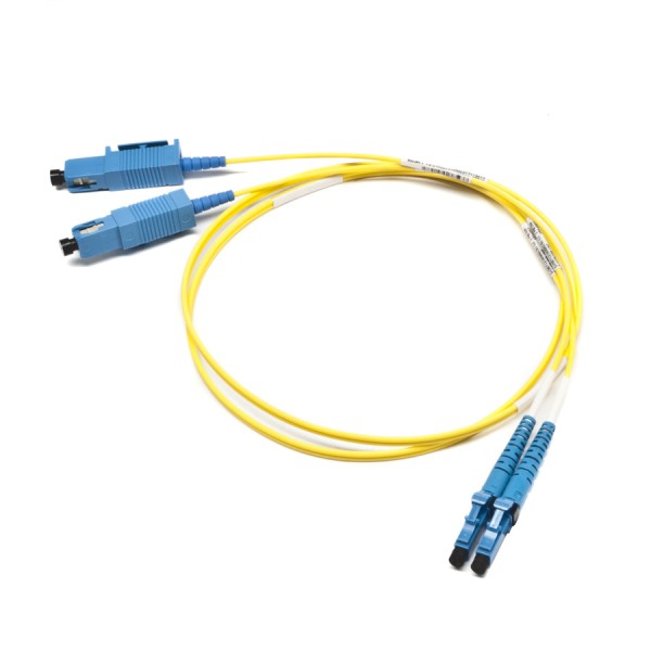 AMP Netconnect OS2 LC-SC Fibre Patch Leads