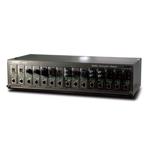 Planet Media Converter Chassis