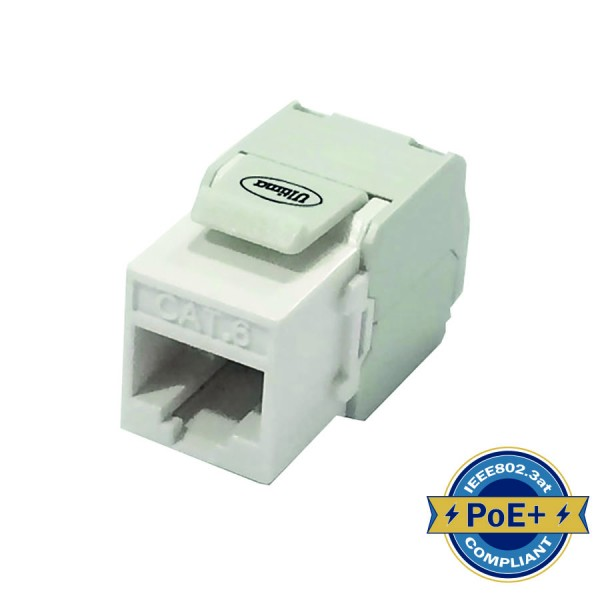 Ultima Cat6 Keystone Jacks