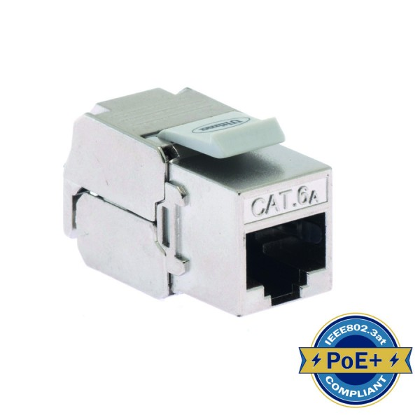 Ultima Cat6a Keystone Jacks