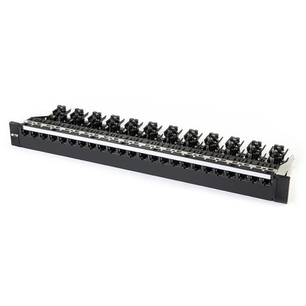 NETCONNECT Unloaded Q Jack Patch Panel