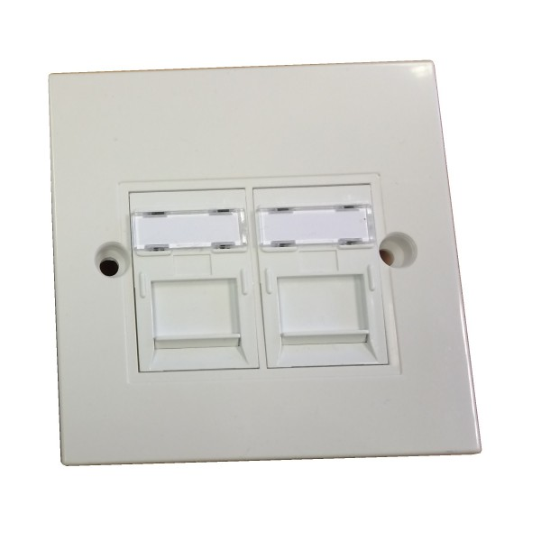NETCONNECT Cat5e Assembled Outlets
