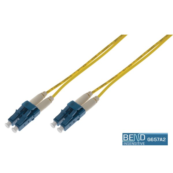 Ultima OS2 LC-LC Fibre Patch Leads