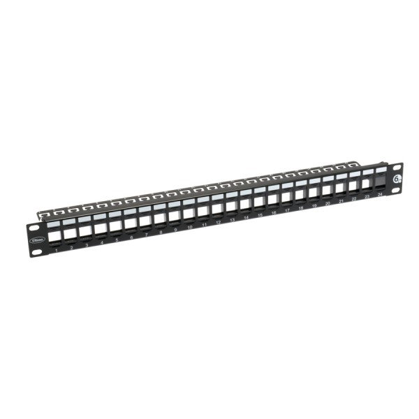 Ultima Cat6 Unloaded Patch Panels