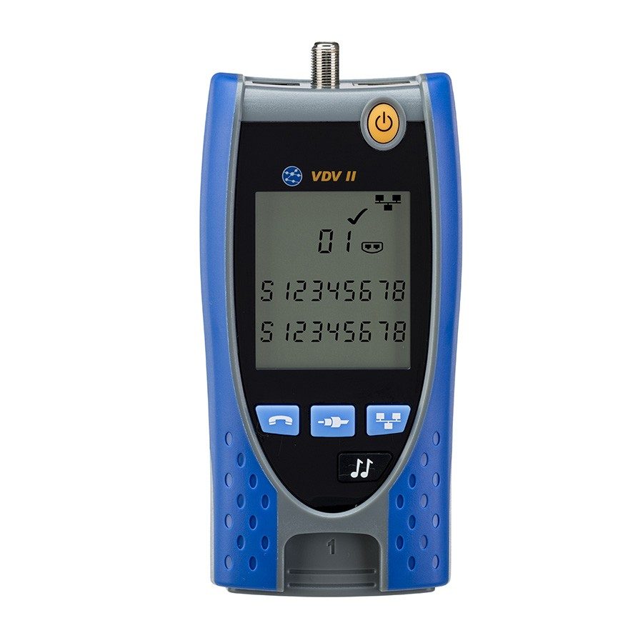 Ideal Networks Vdv Ii Cable Testers Comtec Direct