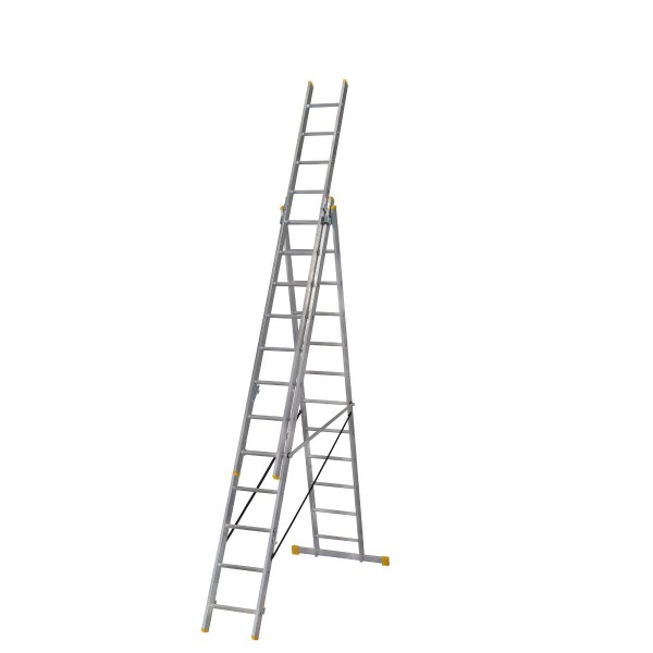 Abru 725 Series Box Section Combination Ladders