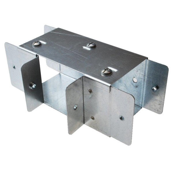 Armorduct Steel Trunking Tees - Square