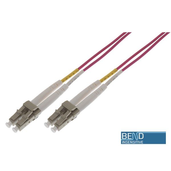 Ultima OM4 LC-LC Fibre Patch Leads