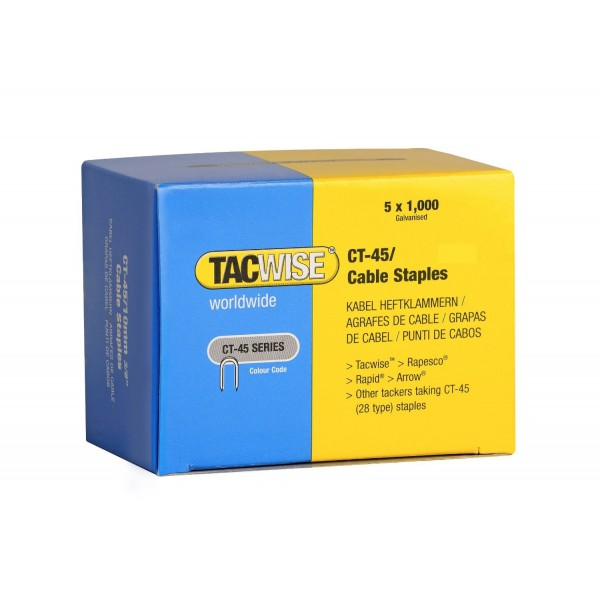 Tacwise CT45 Staples