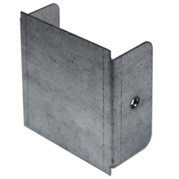 Armorduct Steel Trunking End Caps