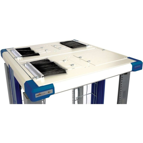 Eaton Access Top Panel with Brush Entry