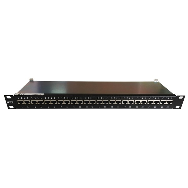 NETCONNECT Cat5e Right Angle Patch Panels