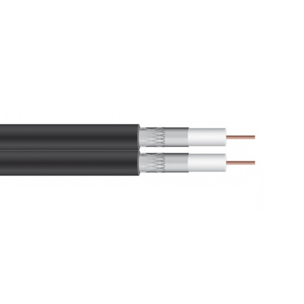 Type 65 Twin Satellite Coaxial Cable
