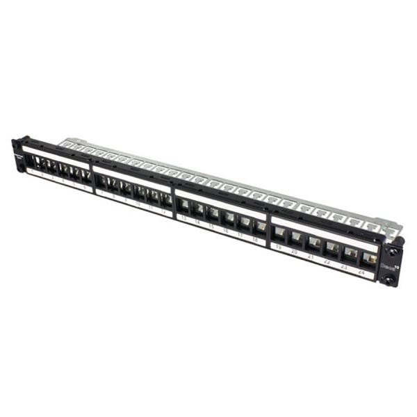 hellermanntyton modular shielded patch panels