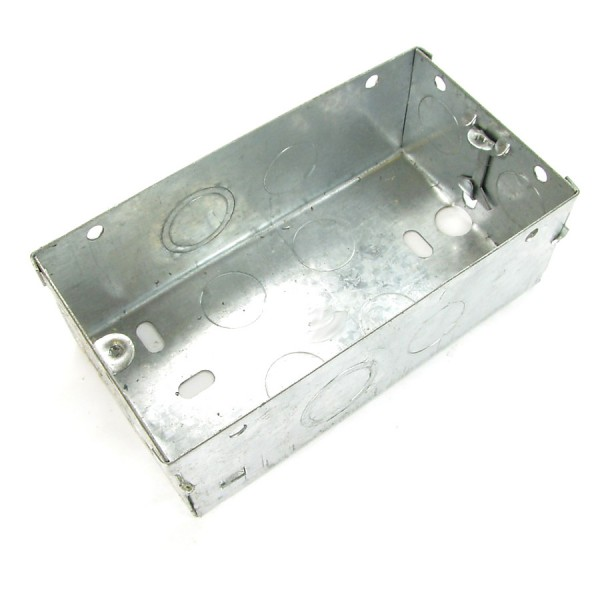 Scolmore Steel Pattress Boxes