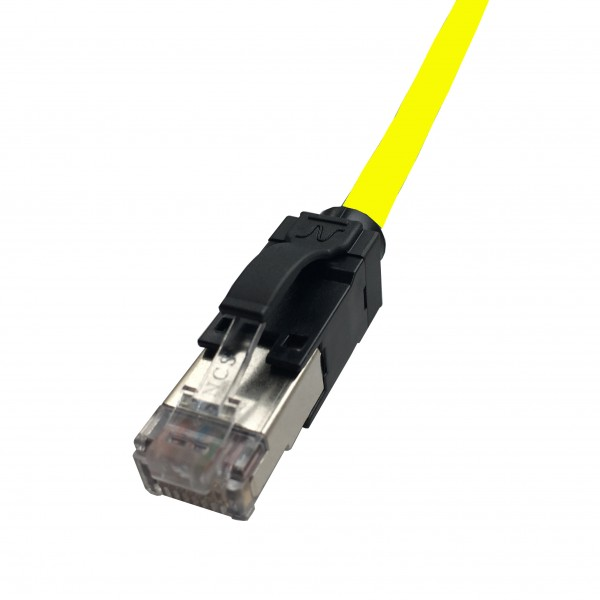 LANmark Cat6A F/UTP Patch Leads
