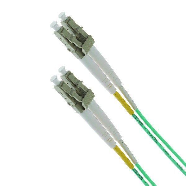 SYSTIMAX LazrSPEED OM4 LC-LC Fibre Patch Leads