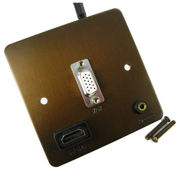 Nexxia Projector Wall Plates