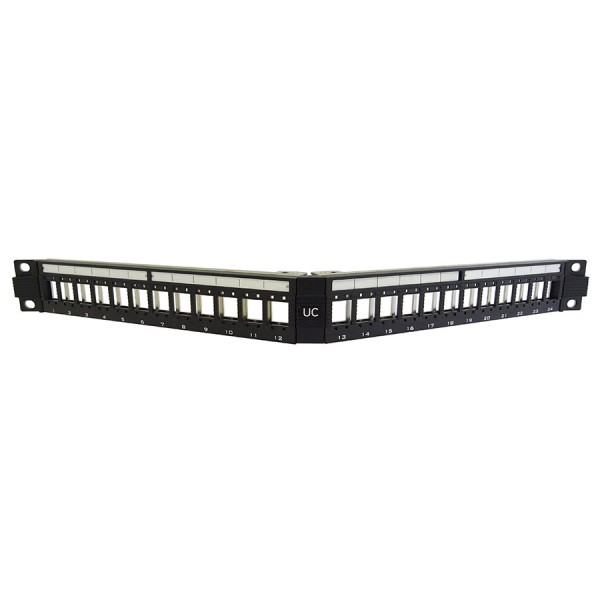 Draka UC-Connect Unloaded Patch Panels