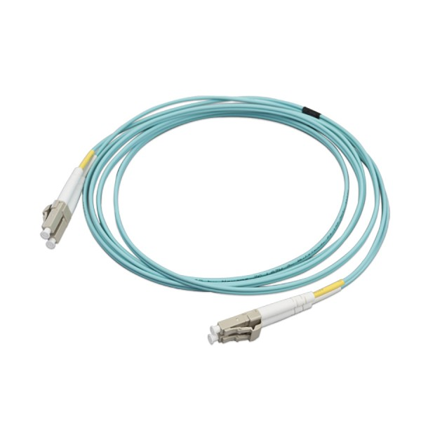 LANmark-OF OM4 LC-LC Fibre Patch Leads
