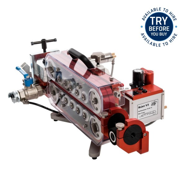 Jetting V3 MJet Blowing Machine