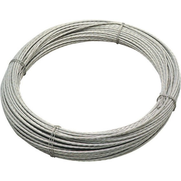Catenary Steel Wires 3mm