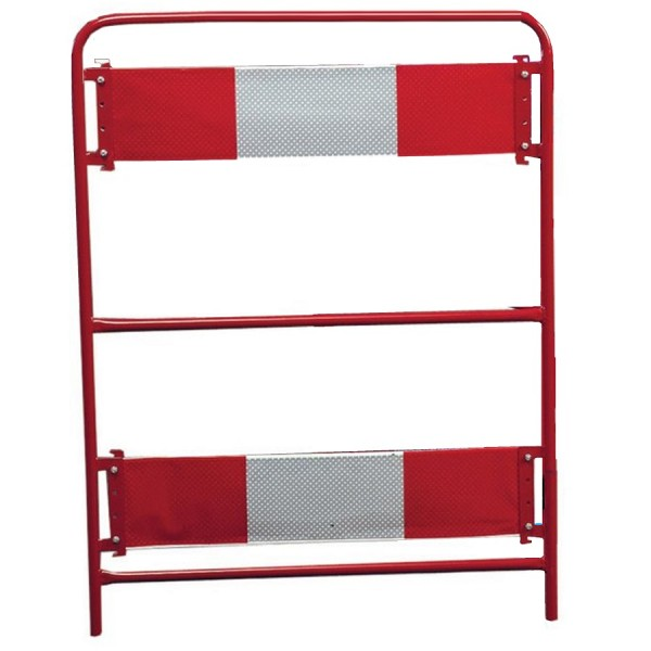 Pedestrian Barriers (Metal)