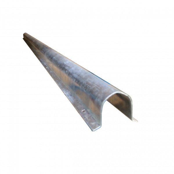 Galvanised Steel Capping
