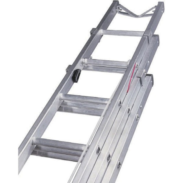 Lyte Ladder 5B BT Style Aluminium Triple Box Section Extension Ladders