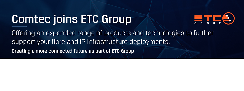 Comtec Joins ETC Group