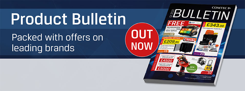 Our product bulletin is out now!