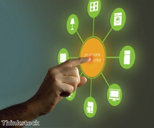 A brief look at the internet of things (IoT)