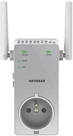 Wi-Fi dead zones set to become a thing of the past with NetGear's wireless extender
