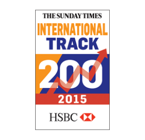 Comtec Ranks 70 in the Sunday Times International Track 200