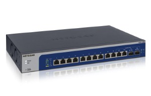 Netgear introduces new 12 and 24-port 5-speed switches