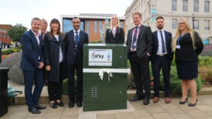 South Yorkshire celebrates completion of superfast broadband rollout
