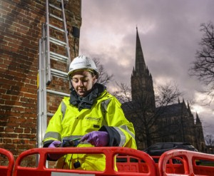 Salisbury becomes first UK city to drop copper for new services