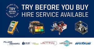Try before you buy with our hire service