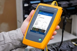 Announcing LinkIQ Cable+Network Tester from Fluke Networks