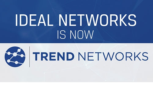 IDEAL Networks re-brands as TREND Networks
