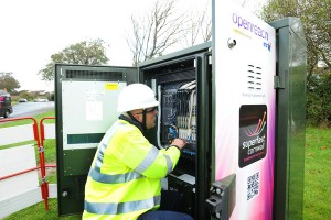 BT warns of delays to UK's full fibre rollout