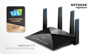 Netgear unveils 'world's fastest router'