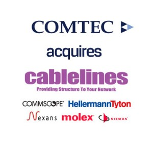 Comtec Group (International) Limited Acquires Cablelines Pronet Limited